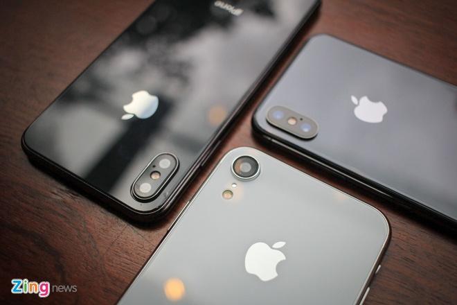 Tong hop tin don ve iPhone 2018 sap ra mat hinh anh