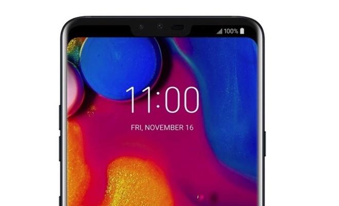 LG sap tung smartphone co den 5 camera hinh anh