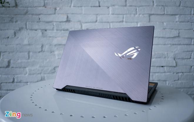 Asus ROG Strix SCAR II - laptop gaming cho xa thu gia 44,5 trieu hinh anh