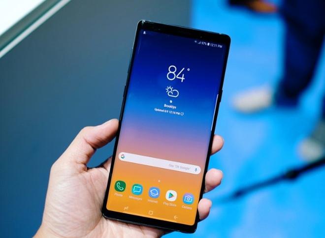 Samsung khac phuc 'got chan Achilles', cap nhat Android som hon hinh anh