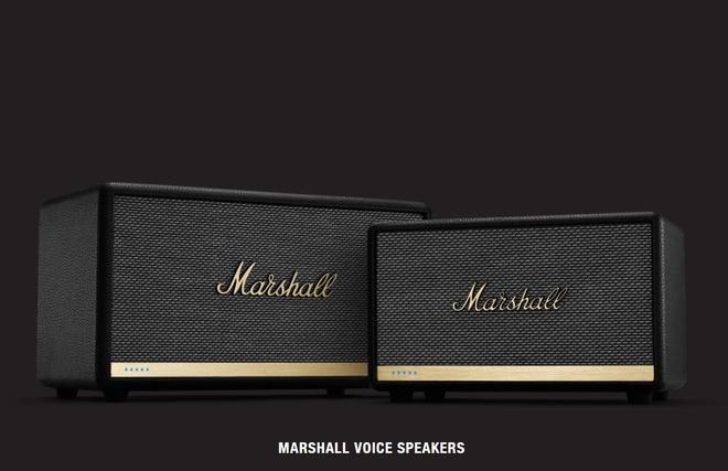 Loa thong minh Marshall anh 1