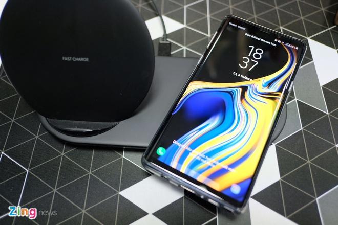 Galaxy Note9 boc chay o My, Samsung dang dieu tra hinh anh 1