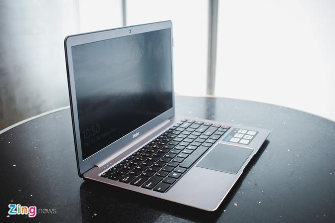 Haier ra mat laptop gia re tai Viet Nam hinh anh 2