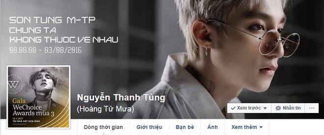 Son Tung M-TP bi Facebook vo hieu hoa trang ca nhan? hinh anh 1