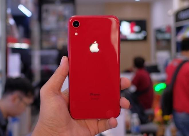 iPhone XR ve Viet Nam, gia tu 23,9 trieu dong hinh anh