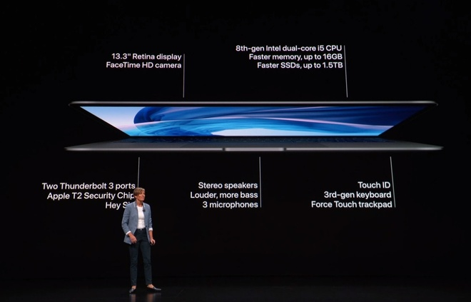 iPad Pro, MacBook Air moi ra mat - nhieu nang cap, gia cao hinh anh 12