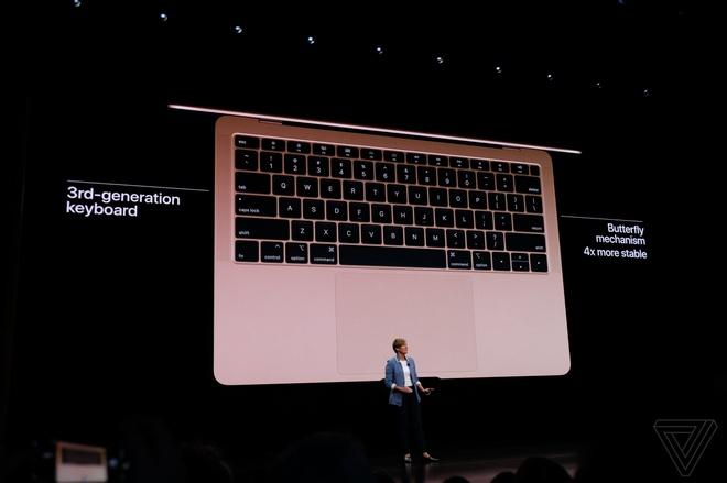 iPad Pro, MacBook Air moi ra mat - nhieu nang cap, gia cao hinh anh 11