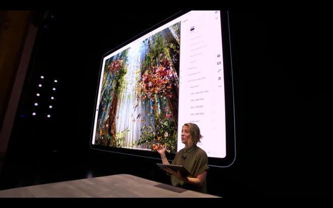 Apple ra mat iPad Pro moi anh 2