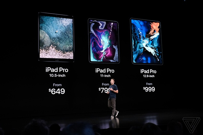 Apple ra mat iPad Pro moi anh 1