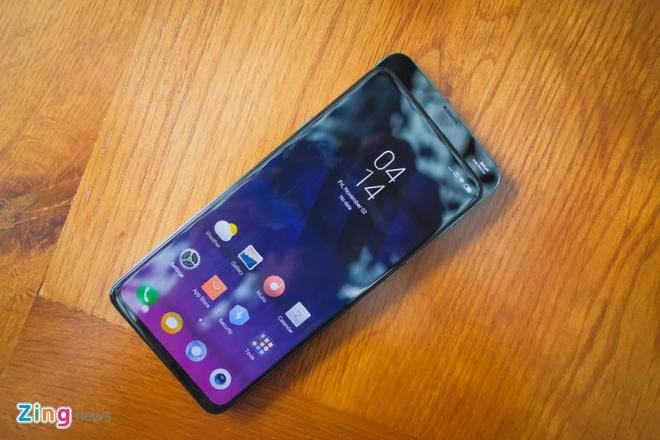 Smartphone RAM 10 GB dau tien xuat hien tai VN hinh anh 3