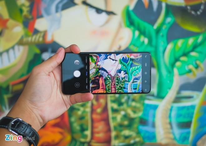 Smartphone RAM 10 GB dau tien xuat hien tai VN hinh anh 5