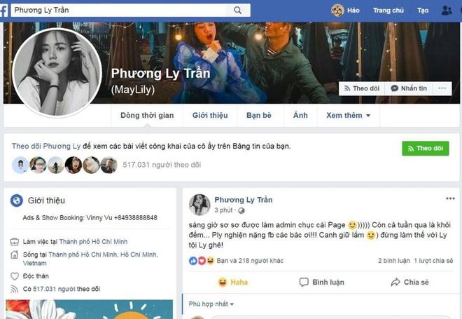 Hang loat sao Viet bi danh sap trang, Facebook noi gi? hinh anh 1