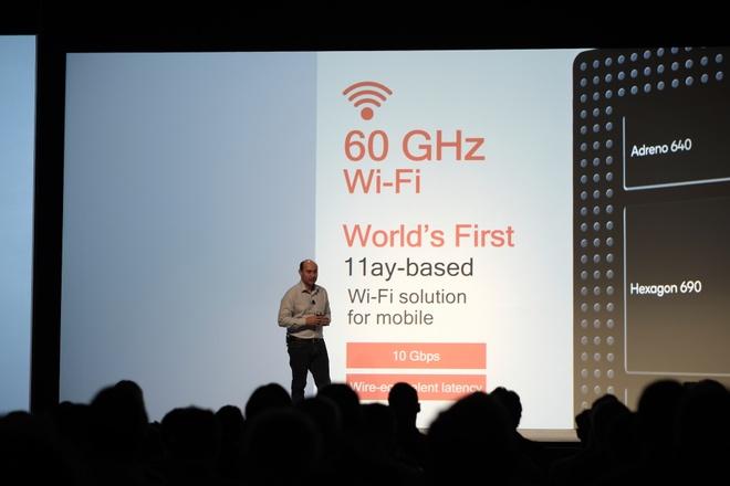'Ke huy diet iPhone' la smartphone dau tien co Snapdragon 855 va 5G hinh anh 2