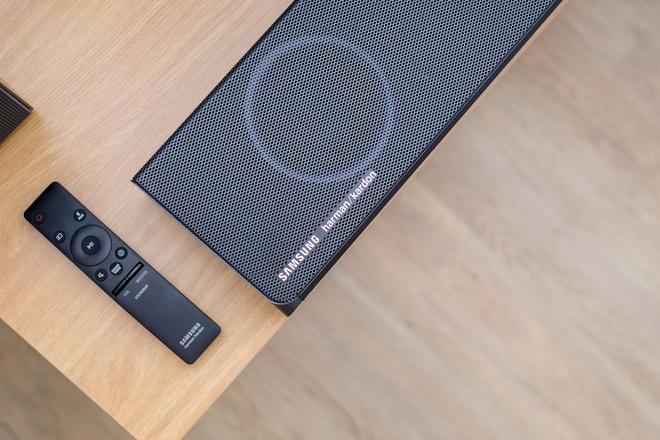 Danh gia Samsung Soundbar N950 - hop cho phim anh tai gia hinh anh