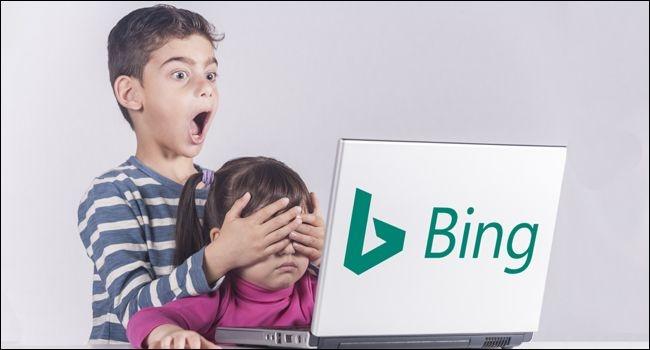 Microsoft bi to vo trach nhiem khi Bing hien thi anh au dam hinh anh 2