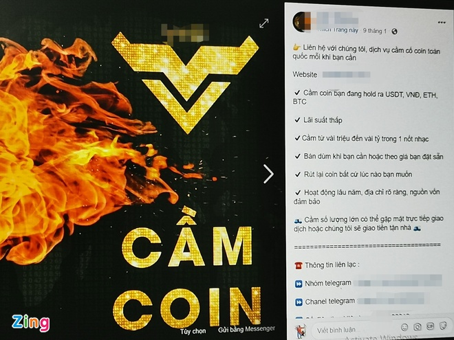 Dich vu cam do bang Bitcoin no ro o Viet Nam hinh anh 1