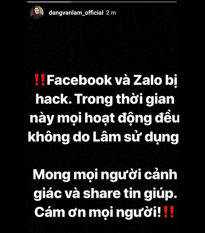 Facebook Dang Van Lam bi chiem quyen, lo thong tin nhay cam hinh anh 2