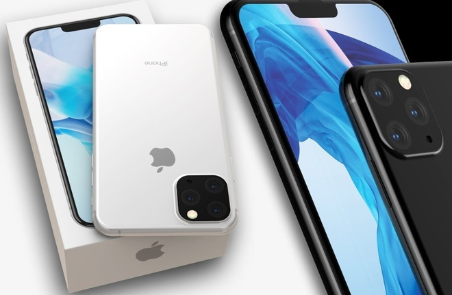 Kết quả hình ảnh cho iPhone 11 sắp ra mắt?