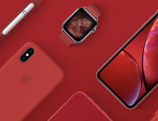 iPhone XS mau do co the ra mat vao cuoi thang nay hinh anh