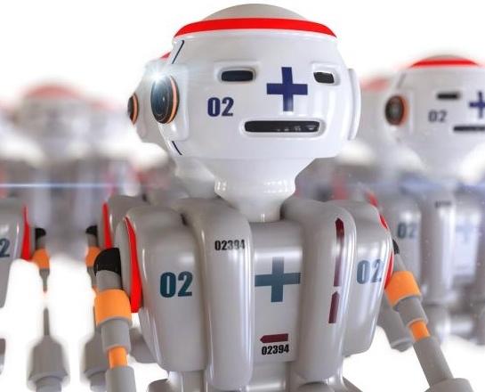 Bill Gates ho tro du an tao ra robot chui vao nguoi benh nhan hinh anh