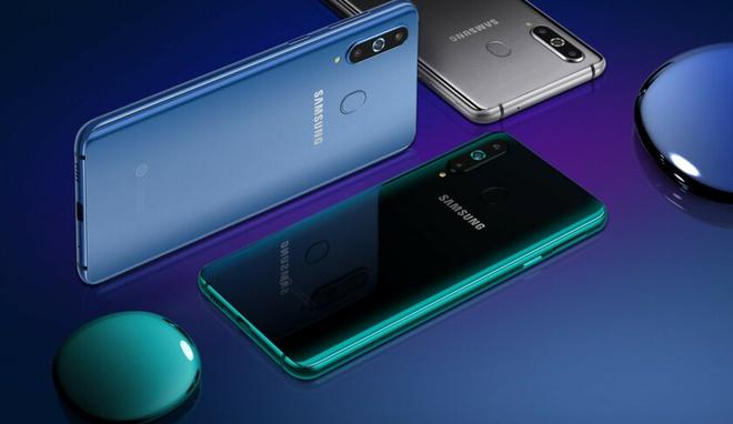 Doi dau Xiaomi, moi thang Samsung se ra mat mot smartphone hinh anh