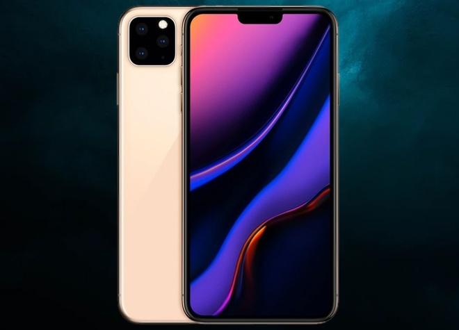 iPhone 2019: Mat lung kinh mo, 3 camera va cong nghe sac nguoc? hinh anh