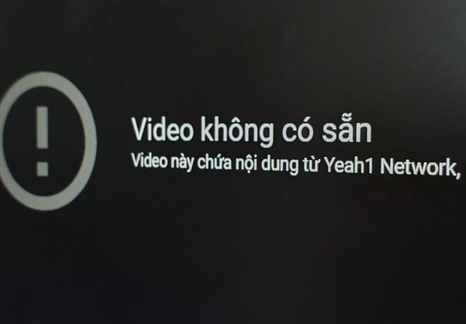 Video ăn thịt động vật quý hiếm thuộc sở hữu của Yeah1 Network.