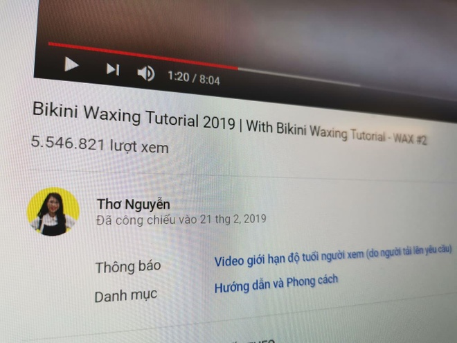 Gia mao kenh YouTube tre em noi tieng de dang video nguoi lon hinh anh 1
