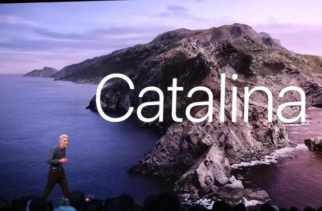 macOS Catalina - chay duoc ung dung iPad, khong co iTunes hinh anh 1