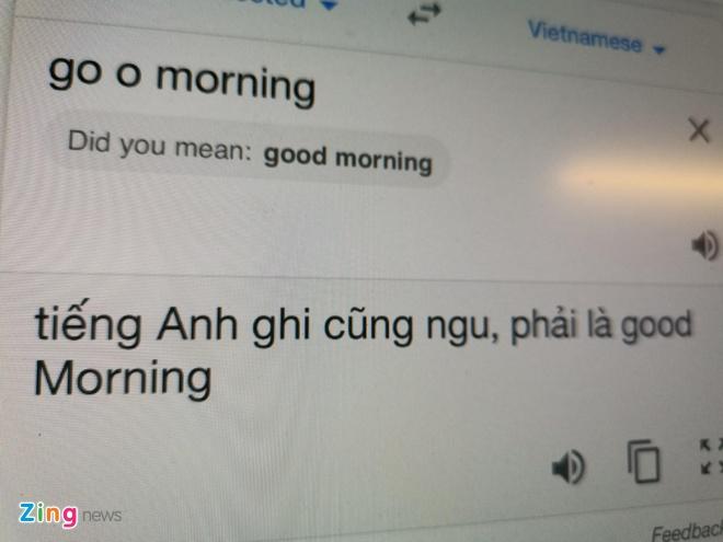 Google Dich tieng Viet dang bi pha hoai hinh anh 1