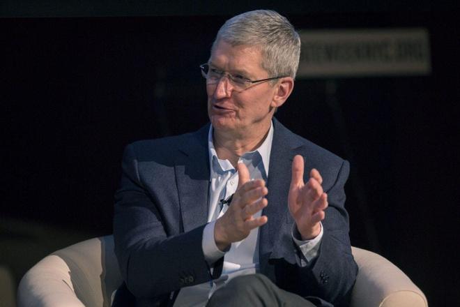 CEO Apple tuyen bo ra san pham 'thoi bay tam tri' nguoi dung hinh anh 1