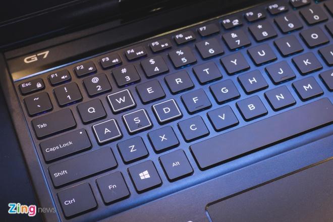 Dell ra mat dong laptop gaming, gia tu 23,5 trieu dong tai VN hinh anh 3