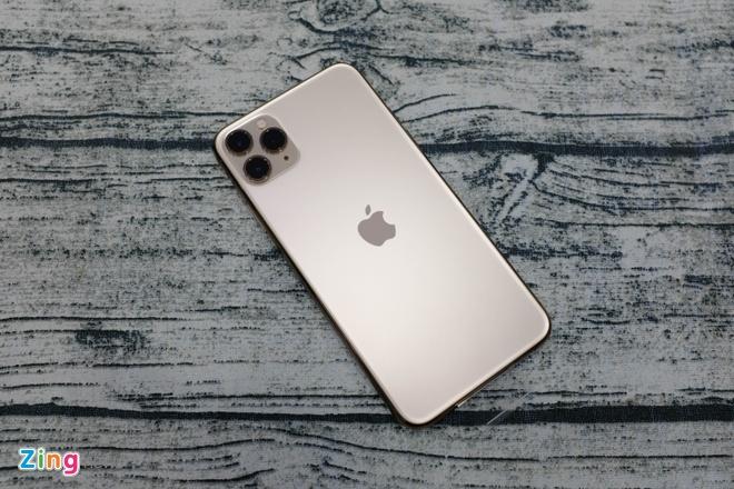 iPhone 11 Pro Max thương mại đầu tiên tại VN