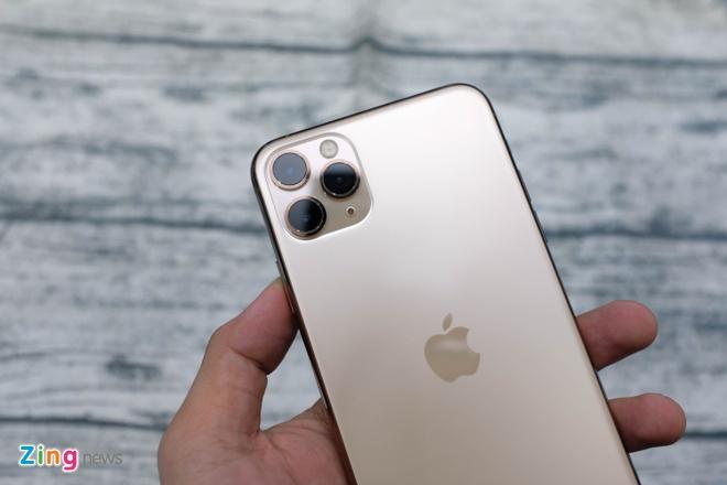 iPhone 11 xach tay My, Hong Kong, Singapore khac nhau ra sao? hinh anh 1