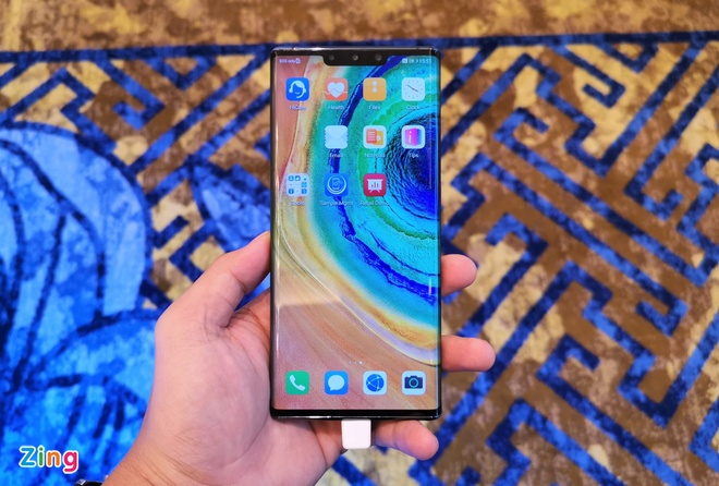 Huawei ban Mate 30 Pro tai Viet Nam theo cach ky la hinh anh 1