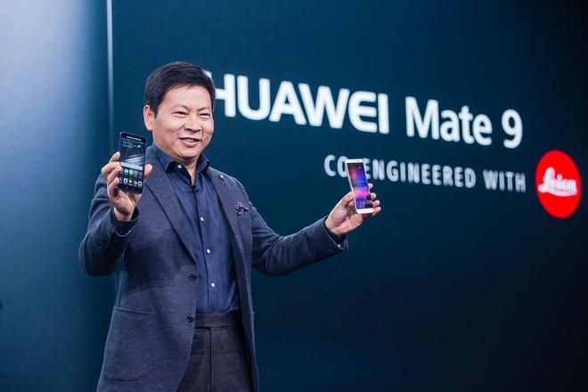 Huawei chi la 'con ho giay' ve bang sang che hinh anh 3