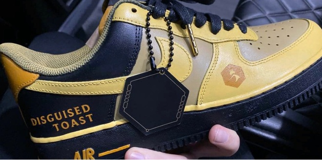 Game thu tham gia Dau Truong Chan Ly duoc tang giay Nike hang thua hinh anh 5