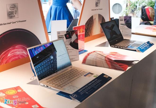 Dell ra mat laptop dau tien dung chip Intel the he 10, gia tu 36 trieu hinh anh 8 dell_zing-14.JPG