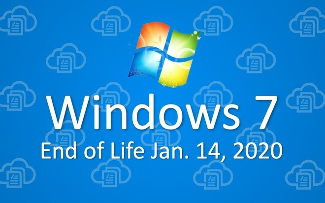 microsoft dung ho tro windows 7 anh 1