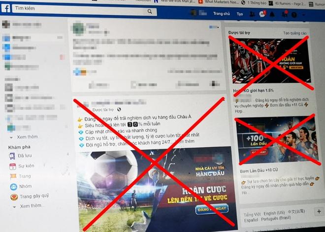 Quang cao ca cuoc tu nha cai Campuchia tran ngap Facebook Viet hinh anh 1 Screenshot_17.jpg