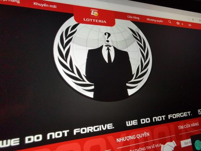 Website Lotteria bi hacker doi giao dien hinh anh 1 7010a5cabbbd40e319ac.jpg