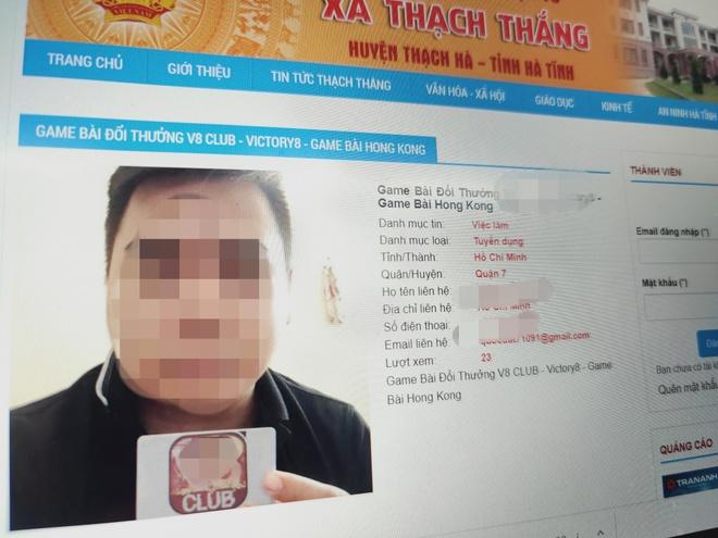 Hang loat website cong quyen bi hacker doi thanh quang cao co bac hinh anh 2 1dc4ce3c0904f35aaa15.jpg
