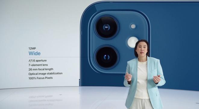 iPhone 12 ra mat anh 16