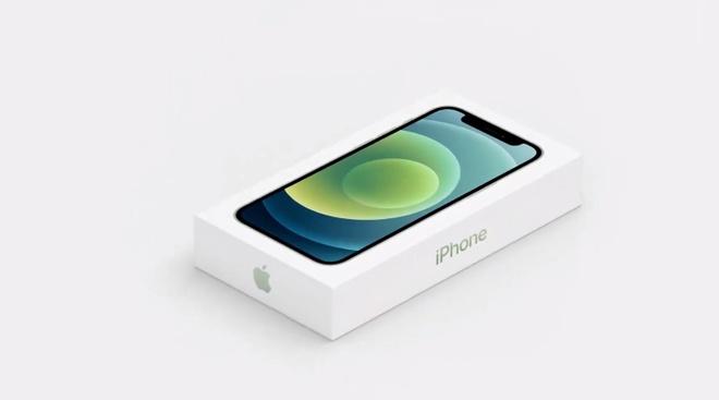 iPhone 12 ra mat anh 12
