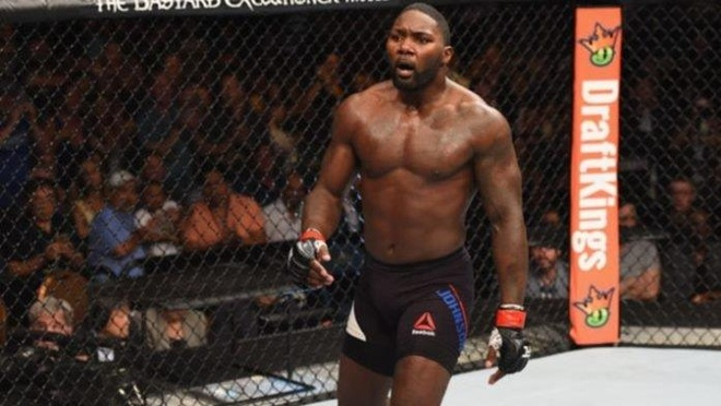 Anthony Johnson tro lai UFC anh 1