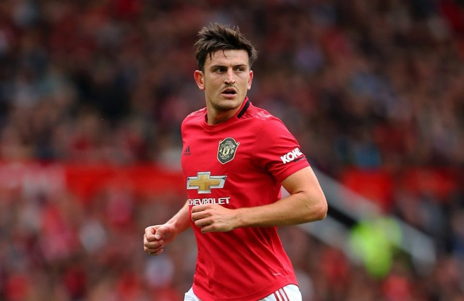 Harry Maguire khang dinh gia tri truoc doi bong cu hinh anh 1