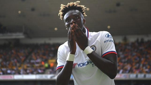 Tammy Abraham: 'Frank Lampard luon ung ho toi' hinh anh