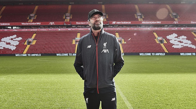 Klopp tien cu nguoi thay the minh tai Liverpool hinh anh 1