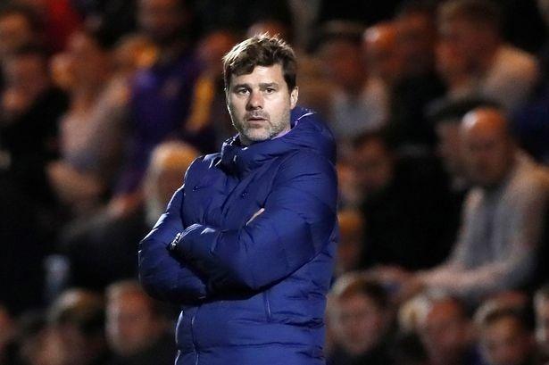 Tottenham chot HLV se thay the Pochettino hinh anh 1