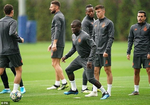 Lampard don tin vui ve luc luong anh 1